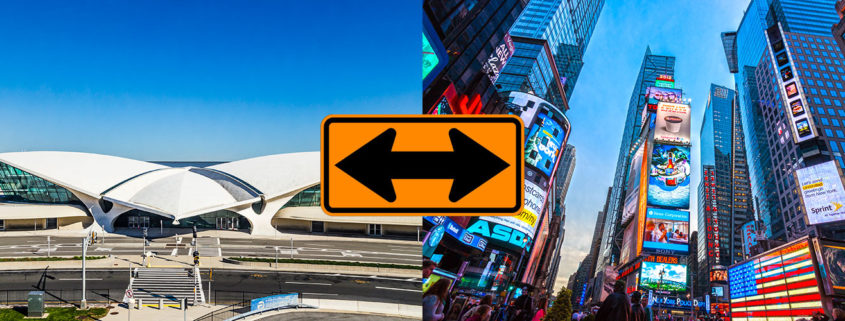 JFK Airport To Times Square Transportation: Save Money and Arrive In Style